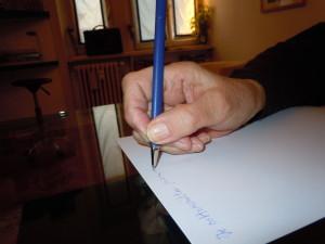 Scrittura spontanea